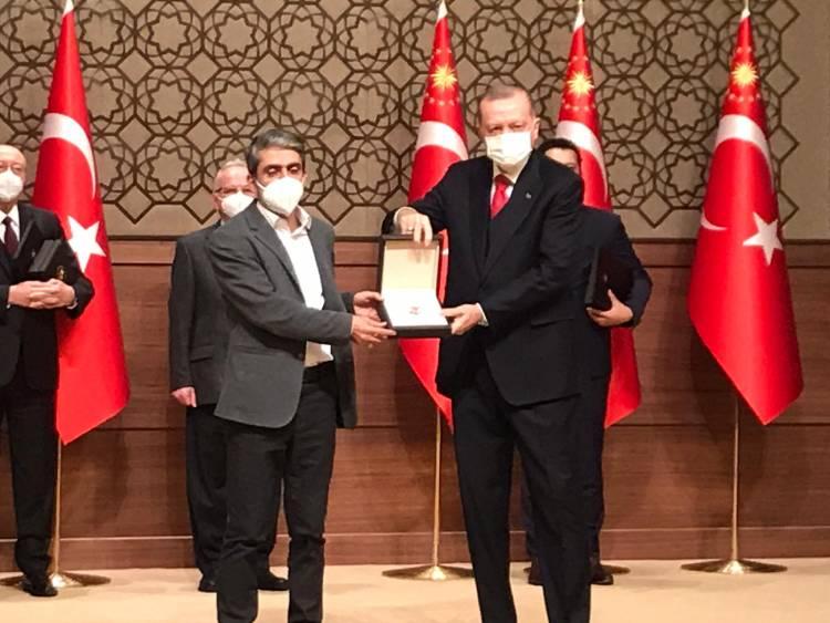 Cumhurbaşkanlığı Kültür Sanat Büyük Ödülleri sahiplerini buldu5