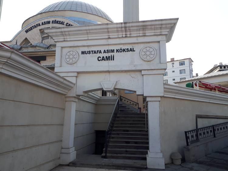Asım Köksal Camii2