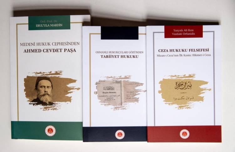 Hukuk Tarihimize Işık Tutacak Üç Kitap