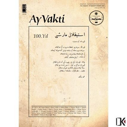 ay vakti 191. sayı kapağı